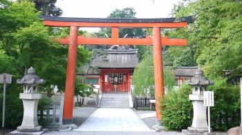 吉田神社奥宮