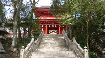 下関住吉神社参道