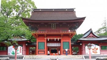 浅間大社楼門