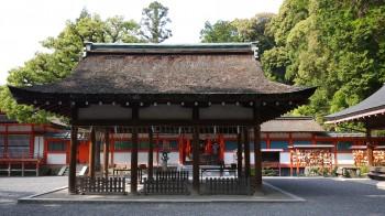 吉田神社下宮