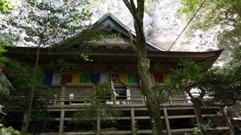 文殊仙寺本堂
