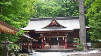 須走浅間神社社殿