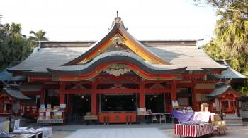 青島神社本殿