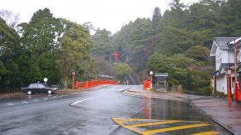 霧島神宮入口