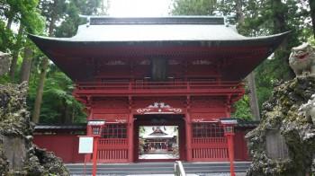 須走浅間神社神門