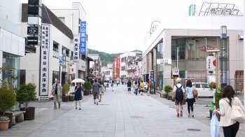 伊勢市駅前参道