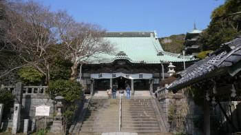 龍口寺本堂