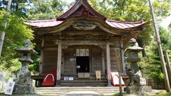 神野寺奥の院