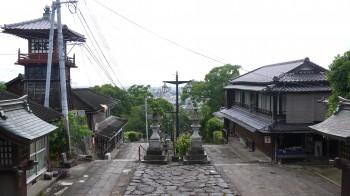 本妙寺参道