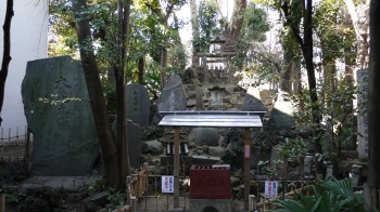 羽田神社浅間神社