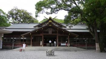 猿田神社本殿