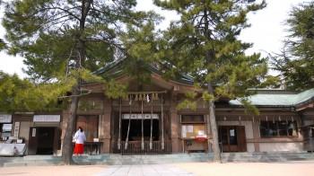 亀山八幡本殿