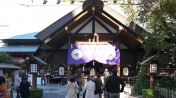 東京大神宮本殿
