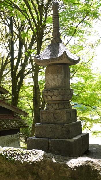 岩戸寺国東塔
