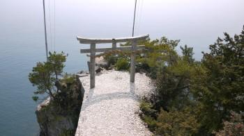 竹生島神社かわらけ