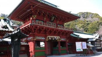 静岡浅間楼門