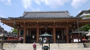 壬生寺本堂
