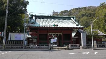 静岡浅間総門