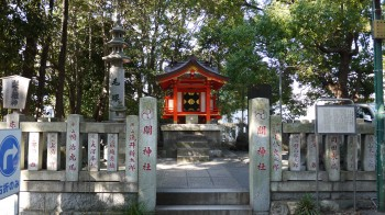 王子神社 髪の神社