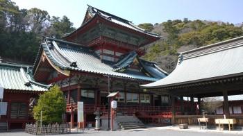 静岡浅間舞殿・拝殿