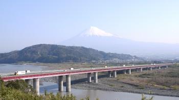 富士川こしの富士