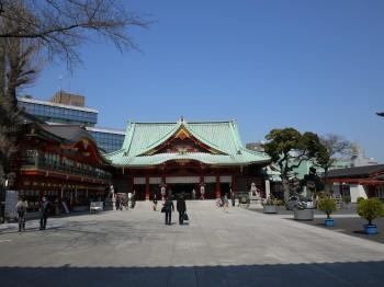 神田神社境内