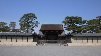 京都御所建礼門