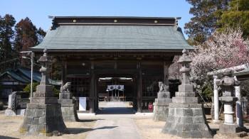 吉田神社神門