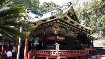 久能山拝殿