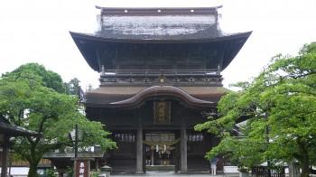 阿蘇神社楼門