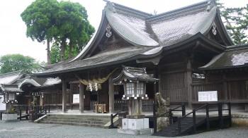 阿蘇神社本殿3