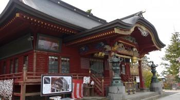 御岳神社拝殿