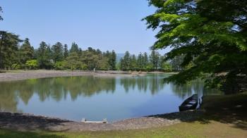 毛越寺庭園3