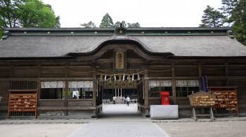 大崎八幡宮神門