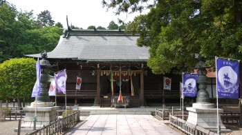 青葉神社本殿