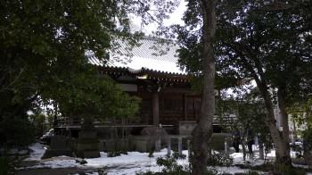 観蔵寺本堂