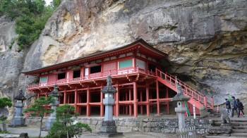 達谷西光寺毘沙門堂