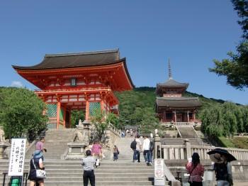 清水寺入口