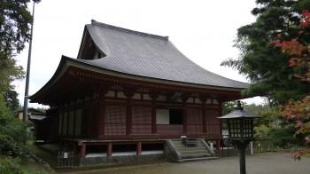 達谷西光寺本堂