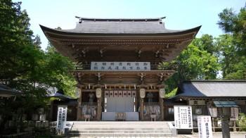 伊佐須美神社楼門