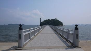 八百富神社橋