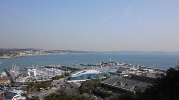 江の島の眺め