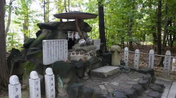 田懸神社珍宝窟
