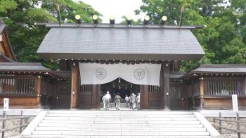 籠神社神門
