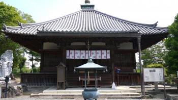 乙訓寺本堂