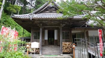 財賀寺文殊堂