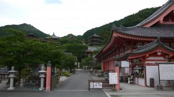 壺阪寺入口