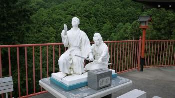 壺阪寺浄瑠璃像