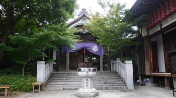 泉増院玉照姫堂