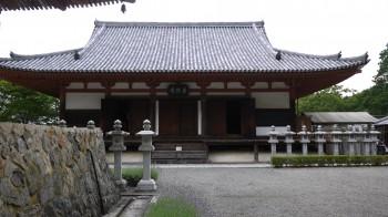 壺阪寺礼堂
